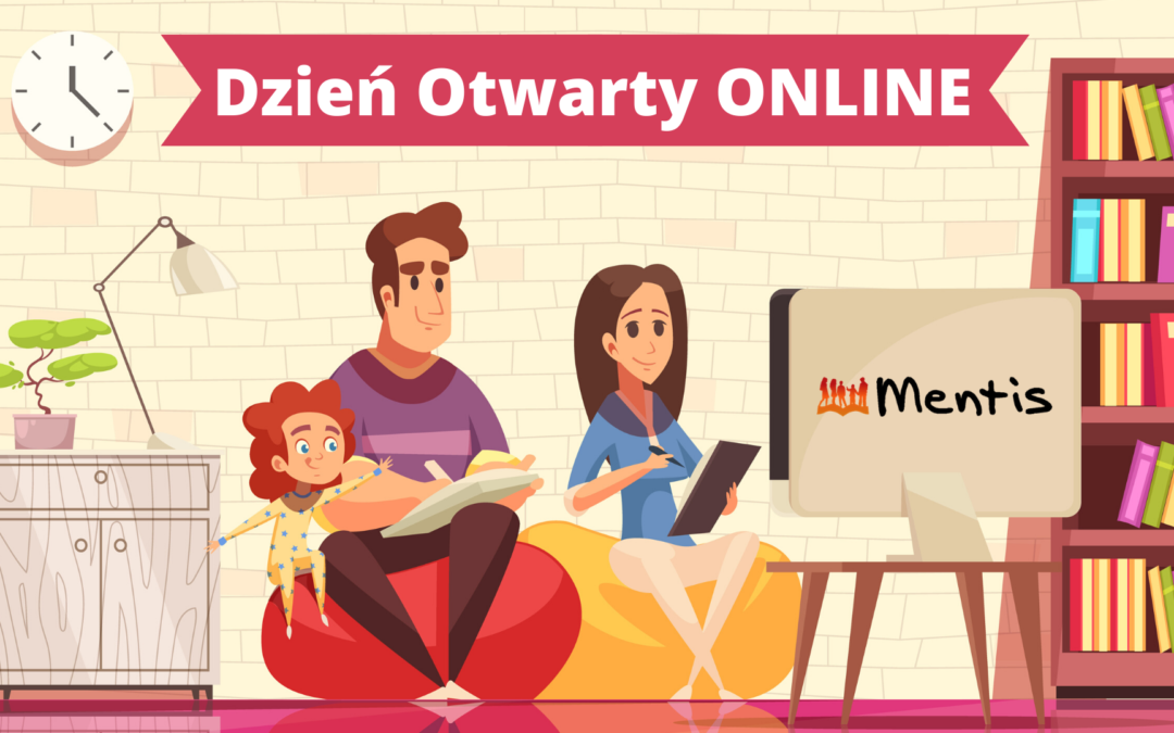Dzień Otwarty ONLINE w Mentis