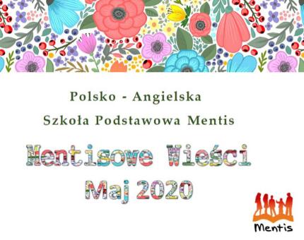 Mentisowe wieści - maj 2020