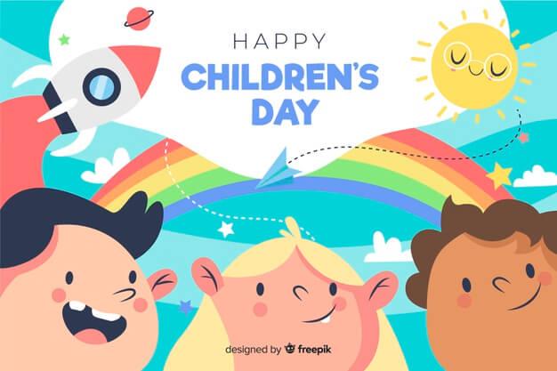 Najlepsze życzenia z okazji Dnia Dziecka!