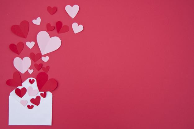 Walentynkowa poezja