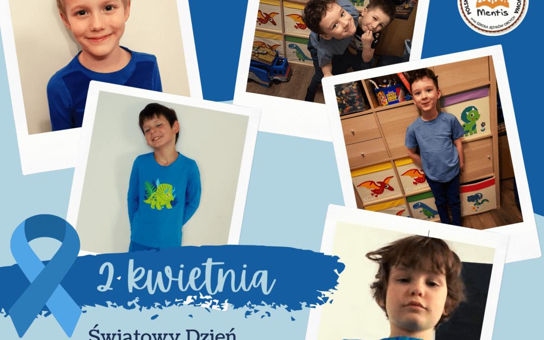 Światowy Dzień Świadomości Autyzmu w Mentis