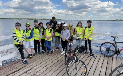 Wycieczka rowerowa do Nieporętu – klasa 7b