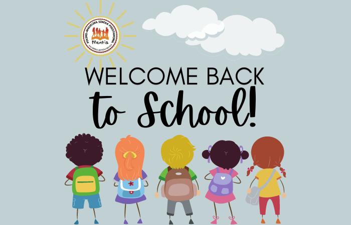 Miło Was widzieć! Rozpoczęcie roku szkolnego 2021/2022